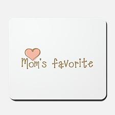 Mom's Favorite Mousepad