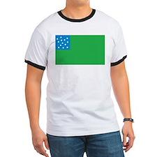 Green Mountain Boys Flag T