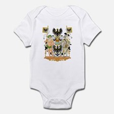 East Prussia Coat of Arms Infant Bodysuit