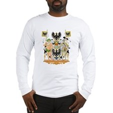 East Prussia Coat of Arms Long Sleeve T-Shirt