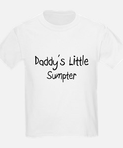 Daddy's Little Sumpter T-Shirt