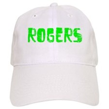 Rogers Faded (Green) Baseball Cap