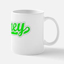 Retro Downey (Green) Mug