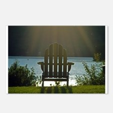 Adirondack Chair Postcards (Package of 8)
