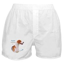 English Fox Best Friend1 Boxer Shorts