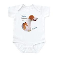 English Fox Best Friend1 Infant Bodysuit