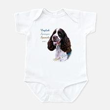 English Springer Best Friend1 Infant Bodysuit