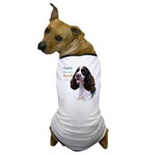 English Springer Best Friend1 Dog T-Shirt
