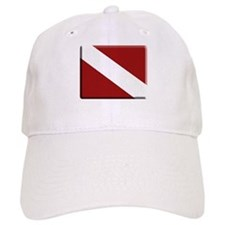 Dive Flag Baseball Cap