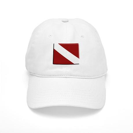 Dive Flag Cap
