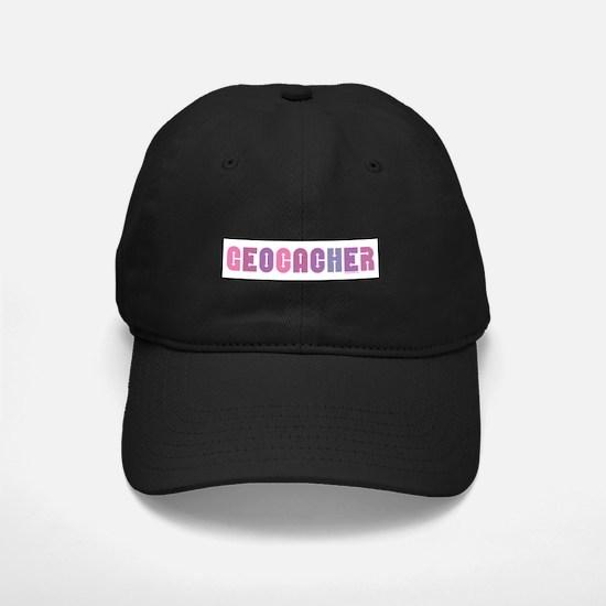 Geocacher Arrows in Pinks Baseball Hat