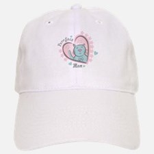 Purrfect Mom Baseball Baseball Cap