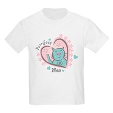 Purrfect Mom T-Shirt