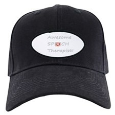 Speech Therapist Baseball Hat