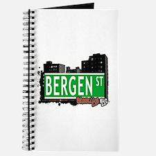 BERGEN STREET, BROOKLYN, NYC Journal