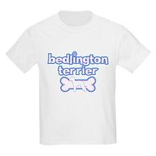 Powderpuff Bedlington Terrier T-Shirt