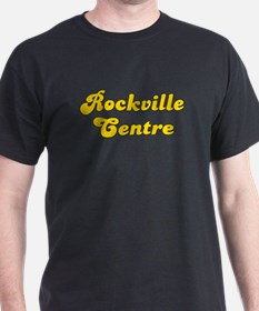 Retro Rockville Ce.. (Gold) T-Shirt