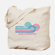 Happiness Grandma Tote Bag