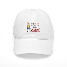 No Life Dance Baseball Baseball Cap