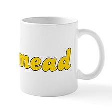 Retro Rosemead (Gold) Mug