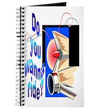 Wanna Ride Journal
