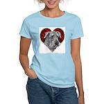 Airedale Heart Women's Light T-Shirt