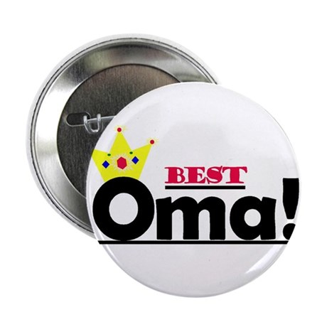 "Best Oma 2.25"" Button"