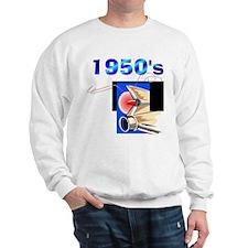 1950's Retro Auto Sweatshirt