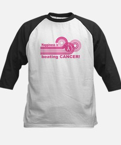 Happiness Is Beating Cancer Tee