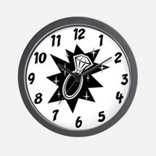 Bling Thing Wall Clock