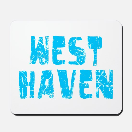 West Haven Faded (Blue) Mousepad