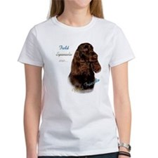 Field Spaniel Best Friend1 Tee