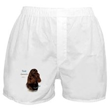 Field Spaniel Best Friend1 Boxer Shorts