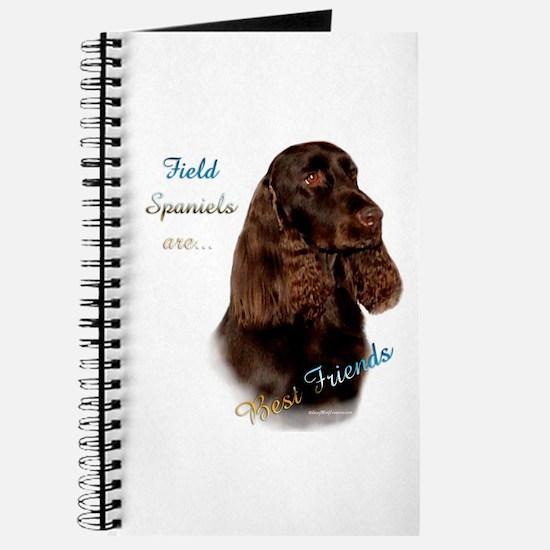 Field Spaniel Best Friend1 Journal