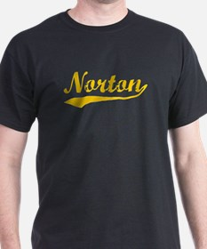 Vintage Norton (Orange) T-Shirt