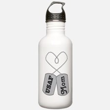 Air Force USAF Mom Water Bottle