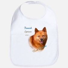 Spitz Best Friend1 Bib
