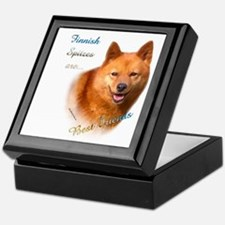 Spitz Best Friend1 Keepsake Box