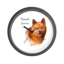 Spitz Best Friend1 Wall Clock