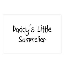 Daddy's Little Sommelier Postcards (Package of 8)