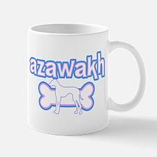 Powderpuff Azawakh Mug