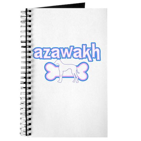 Powderpuff Azawakh Journal