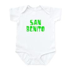 San Benito Faded (Green) Infant Bodysuit