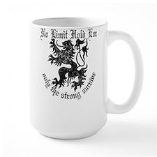 Rampant Lion Hold Em Mug