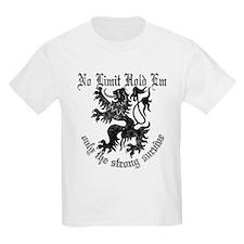 Rampant Lion Hold Em T-Shirt