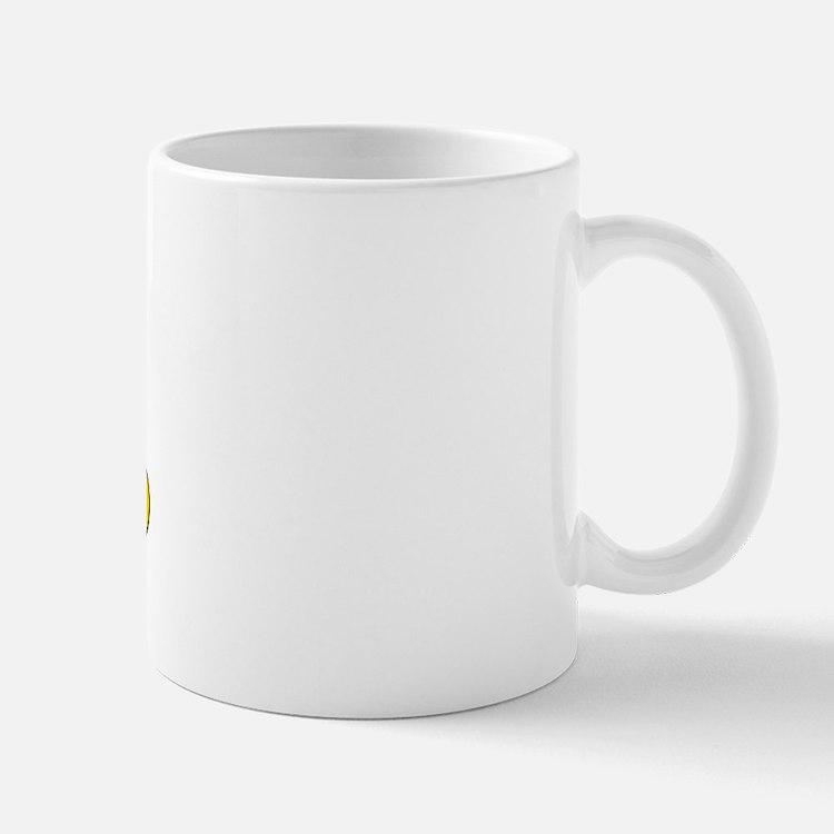 Retro San Benito (Gold) Mug