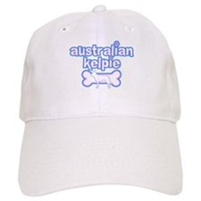Powderpuff Kelpie Baseball Cap