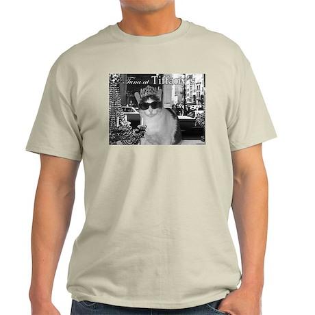 Tuna at Tiffany's Light T-Shirt