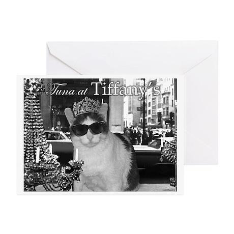 Tuna at Tiffany's Greeting Cards (Pk of 10)