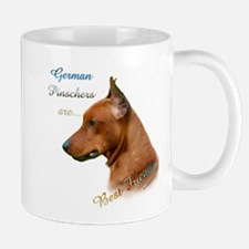 Pinscher Best Friend1 Mug
